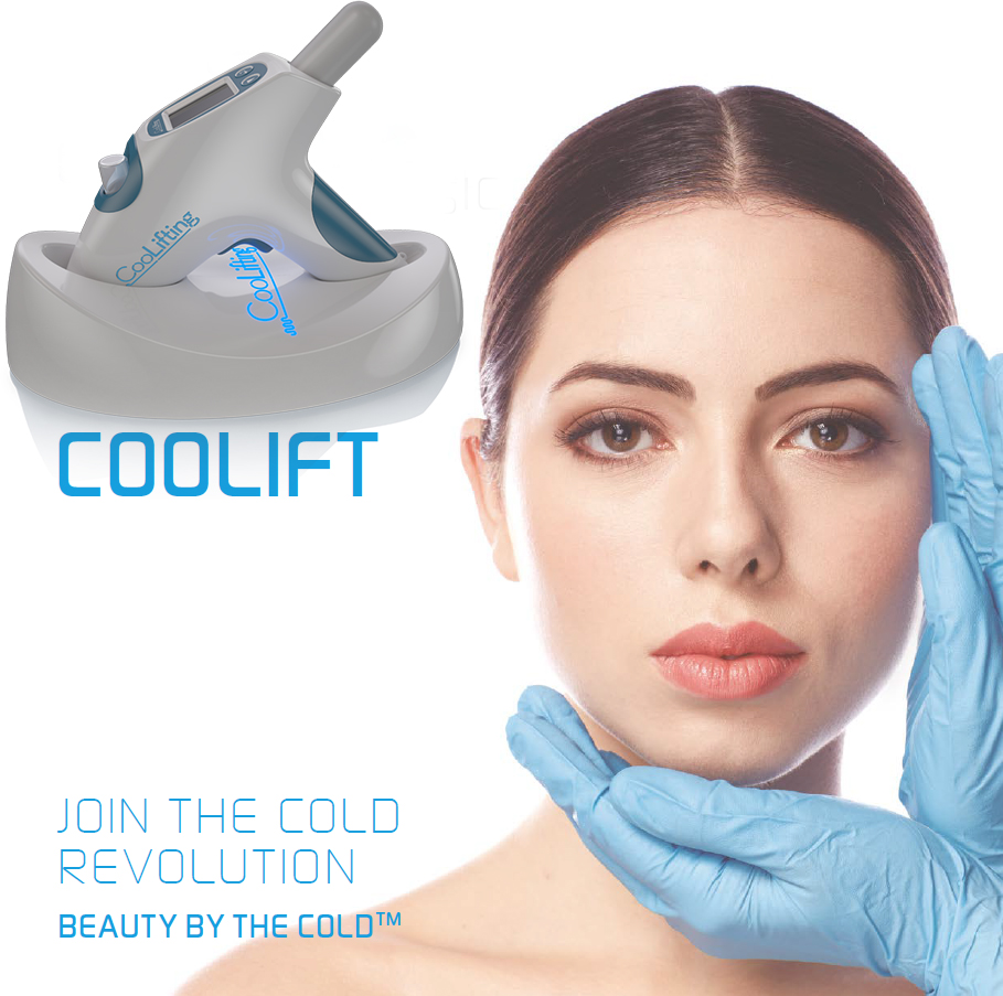 The Coolifting Beauty Gun For Anti-aging Face Lifting