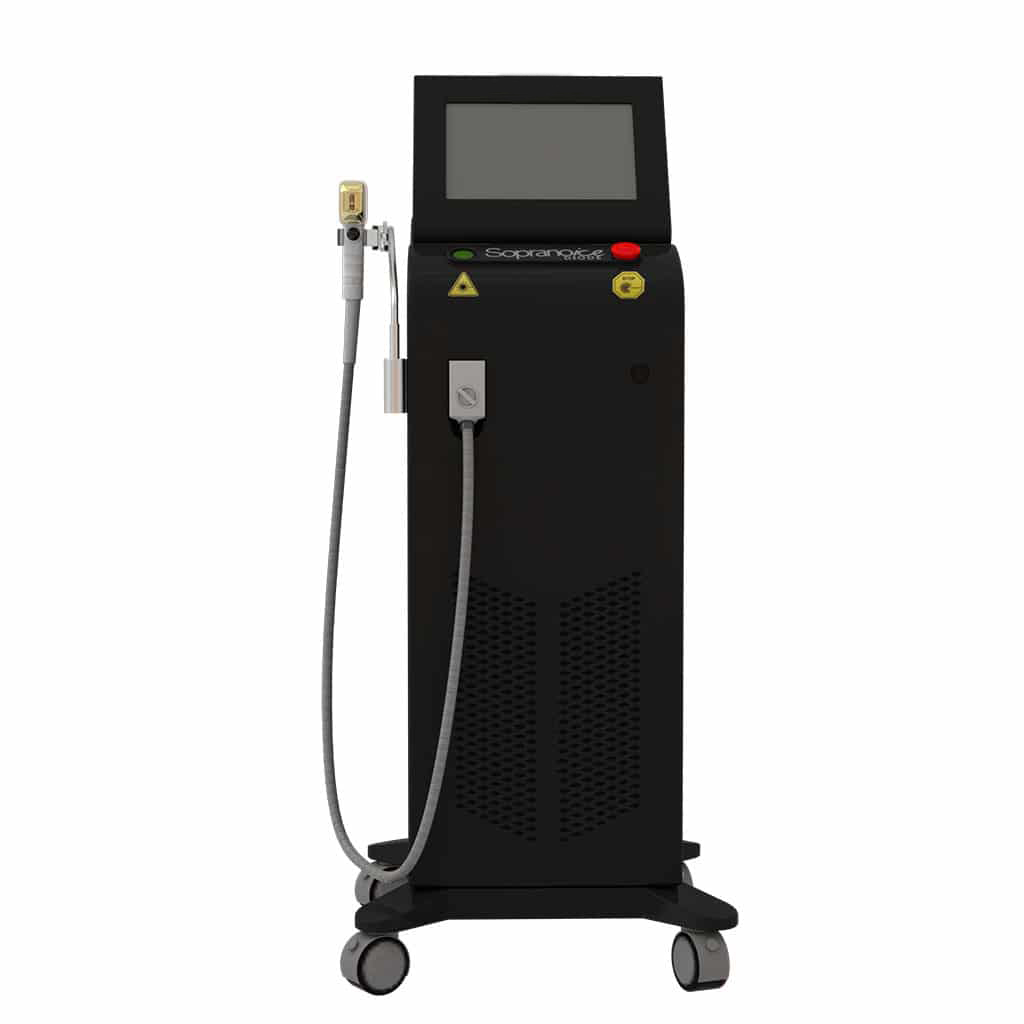 Diode Laser Alex For the widest range of hair types and color