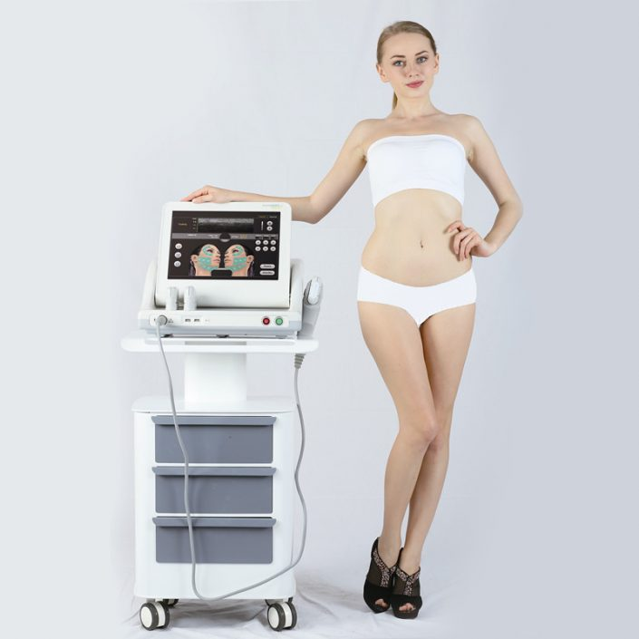 High Intensity Focused Ultrasound For Anti-Wrinkle & Skin Tightening