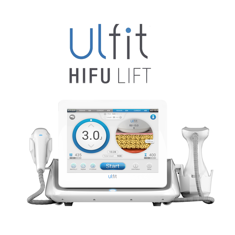 ULFIT-Portable Face Lifting & Body Contouring System